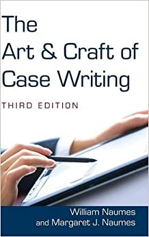 Book The Art and Craft of Case Writing