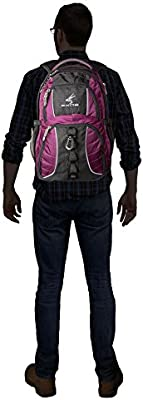 Exos Backpack, (Laptop, Travel, School Business) Urban Commuter