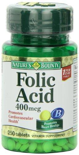 Folic Acid 400 Mcg Tab - 5