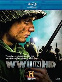 WWII in HD Blu-ray