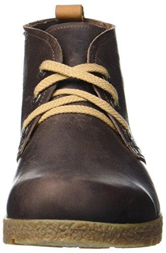 Espresso Uomo Marrone 42 Stivali Desert Kombi Boots Think Grod IYaxOq6Ow