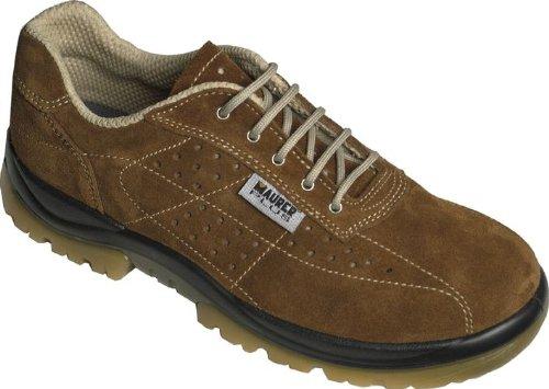 Zapatos de seguridad Feldweg S1P, nº 40, Maurer Plus, fabricado en Italia