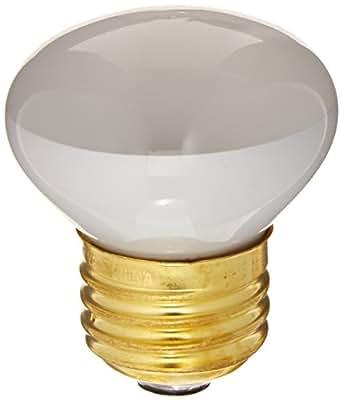25 Watt R14 Short Neck Reflector Flood 120 Volt