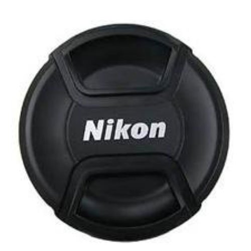 Replacement front Lens Cap Cover for Nikon Coolpix L310 L810 L820 L830 with Lens Cap Keeper