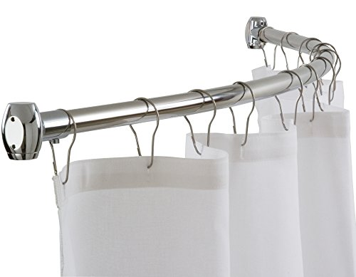 Arc Shower Curtain Rod - 2