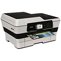 Brother MFC-J6920DW Business Smart Pro Inkjet All-in-One Printer with Expanded Paper Capacity and Wireless Networking