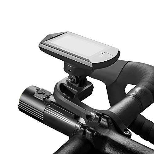 Neuocean Multifunction Out Front Bicycle Mount compatible with Garmin or Bryton included bicycle Computer Mount,Action Camera holder and head light holder