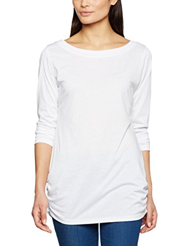 Allegra Sheer Sleeves Pullover Ladies