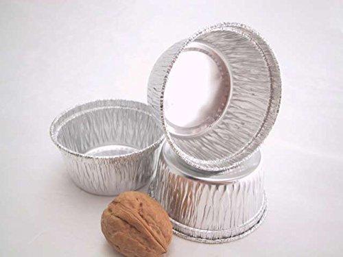 Disposable Aluminum Individual 4 Oz Ramekins #S230 (1,000)