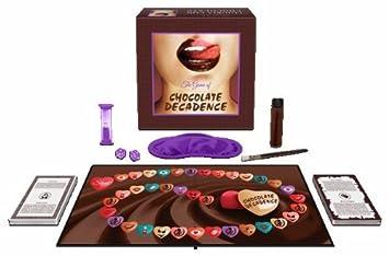 Шоколад для секс игр