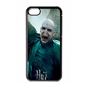 Harry-Potter-Lord-Voldemort iPhone 5c Cell Phone Case Black Fjuis