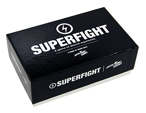 Superfight Skybound's Card Game: The 500-Card Core Deck by Superfight