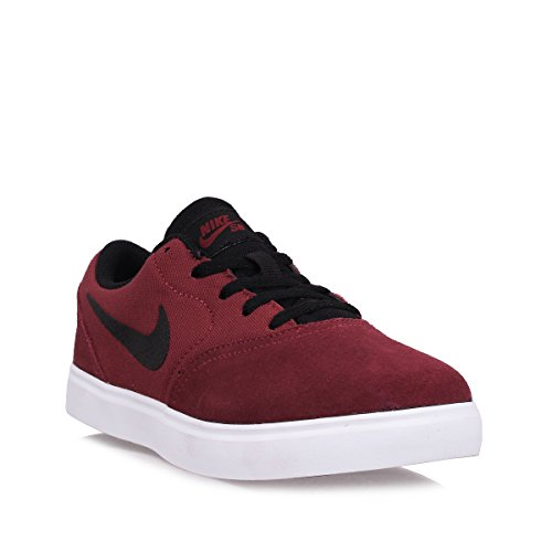 Nike Kids SB Check (PS) Skate Shoe Team Red/Black 1 M US Little Kid (Youth Nike Shoes Sb)
