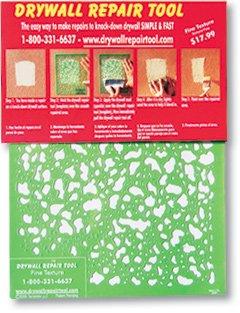 Fine Texture Drywall Repair Tool