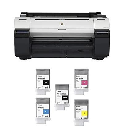 Canon ImagePROGRAF IPF670 24in Large Format Inkjet Printer Without Stand