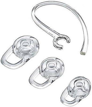 Replacement Set 1 Earhook And 3 S M Elektronik