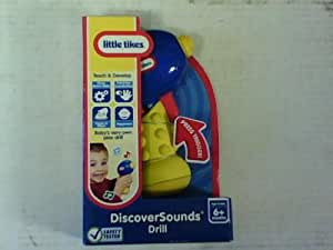 Amazon Com Little Tikes Discover Sounds Drill Baby