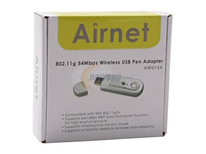 AIRNET USB WIRELESS WINDOWS 10 DRIVER DOWNLOAD