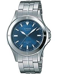 Men's MTP-1214A-2AV Three-hand Bracelet watch