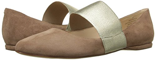 Pictures of Nine West Women's Seabrook Suede Ballet Flat 5 M US 4