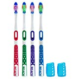 Reach Ultra Clean Soft Toothbrushes, 4 Pack