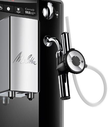 melitta e 957 101 kaffeevollautomat caffeo solo perfect milk auto cappuccinatore 15 bar. Black Bedroom Furniture Sets. Home Design Ideas