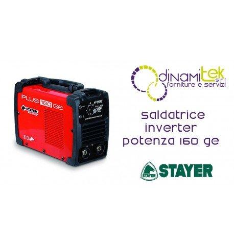 Potencia 160 GE Soldador inverter de electrodo MMA Stayer: Amazon.es: Industria, empresas y ciencia