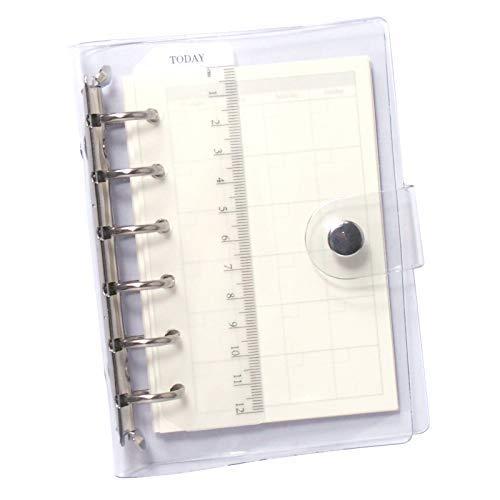 Miyanodo Transparent Cover System Notebook Set