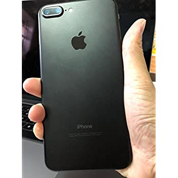 Apple iPhone 7 Plus Unlocked Phone 128 GB - US Version (Black)