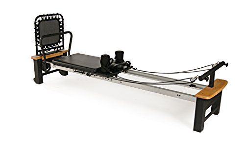AeroPilates Pro XP 556 Home Pilates Reformer with Free-Form Cardio Rebounder -  Stamina, 55-5556
