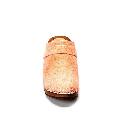 Orange XUZ XUZ Clogs Women's Women's Orange nF0Xwvxwq