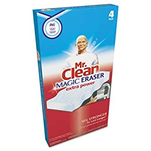 mr clean 82038ct magic eraser cleaning pad. Black Bedroom Furniture Sets. Home Design Ideas