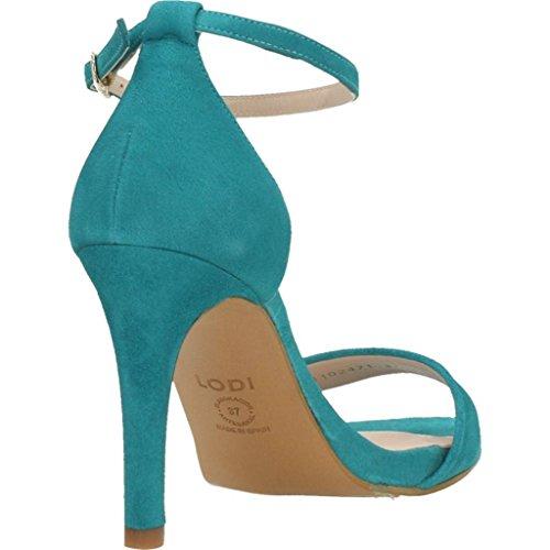 Marca Lodi X Vestir Igor Modelo Azul Para Azul Sandalias Color Mujer Lodi De Mujer p0wq7Y