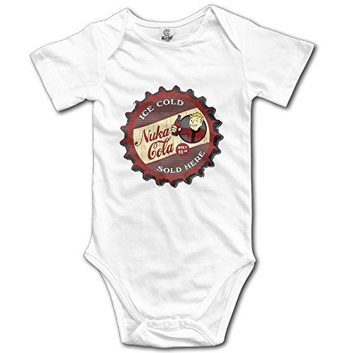 Price comparison product image Nuka Cola Fallout 3 4 Baby Onesies Bodysuit