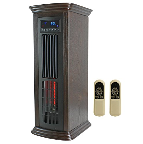 LifeSmart LifePro Infrared Quartz Tower Heater