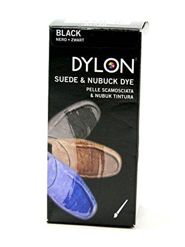 Dylon Suede Dye, Black DYL2062377