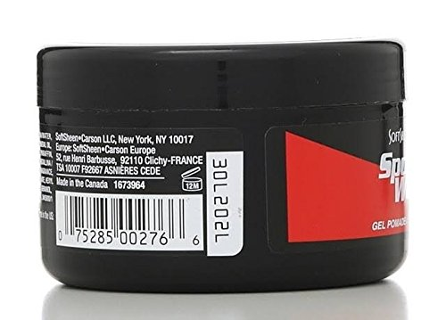 - Soft Sheen Sportin Waves 3.5 Ounce Gel Pomade/Wavitrol Jar (103ml) (3 Pack)
