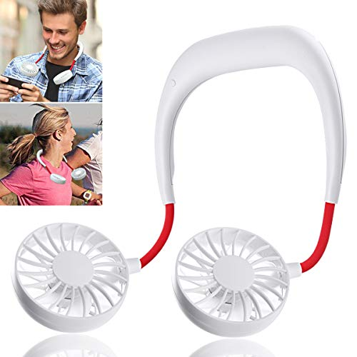 Hand Free Personal Fan Rechargeable product image