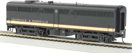 HO FB2 with DCC & Sound, L&N by Bachmann Trains