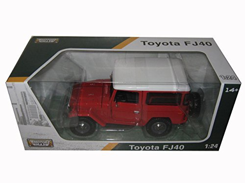 toyota-fj40-red-1-24-by-motormax-79323