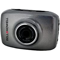 Bell+Howell AC5R-GY720p Xtreme Action Waterproof Camera with 2-Inch LCD (Gray)