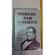 Comedy and America: The Lost World of Washington Irving