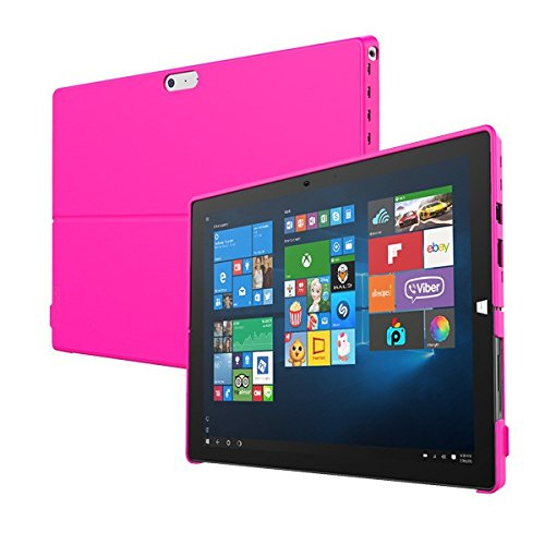 31 opinioni per Incipio MRSF-093-PNK- tablet cases (Cover, Pink, Leather, Plextonium, Microsoft,