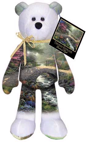 (Limited Treasures, Inc. Thomas Kinkade - Gallery Treasures - Bridge of Faith )