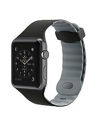 Belkin F8W729btC00 Sport Wristband for Apple Watch Series 2 & 1, 38mm, Black