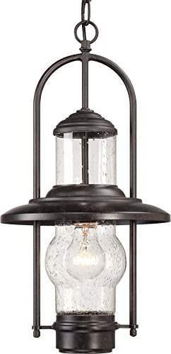 Minka Lavery Outdoor Ceiling Lighting 72164-179, Settlers Way Aluminum Pendant, 30 Watts, -