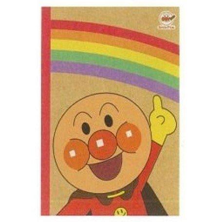 (Anpanman Mini-Notebook (Grid) š Smile Plus š)