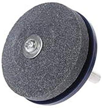 Jensea Afilador de energía eólica compacto y liviano Afilador de cortacésped Afilador industrial Afilador Fácil de usar (Color: aleatorio)
