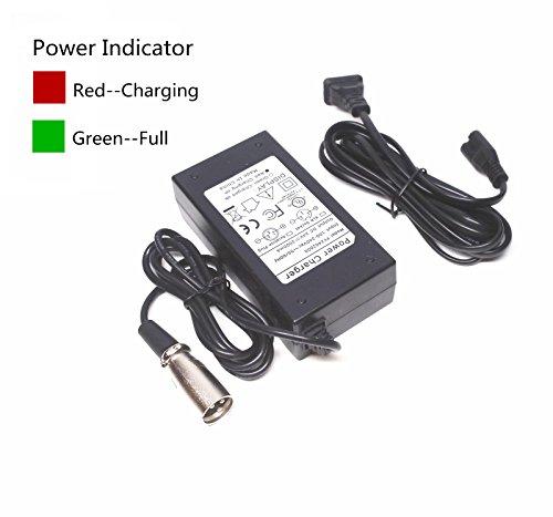 EPtech 24V 2A Electric Scooter Battery Charger For Schwin E100 E200 E300 E125 E150 E500 by EPtech