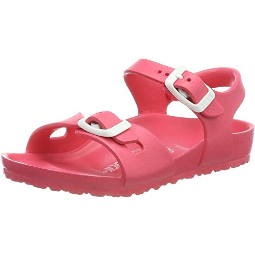Birkenstock Rio Kids EVA Coral EVA 11 N US Little Kid
